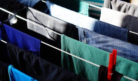 Geschichten vom Zwillingsmuttersein: Der Wäscheberg
