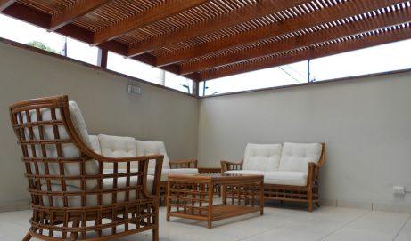 Überdachungen mit Hohlkammerplatten für Haus und Garten