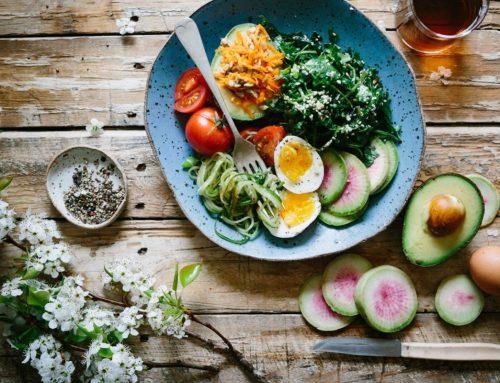 Wie man sich zuhause richtig ernährt