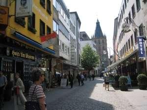 Altstadt in Köln