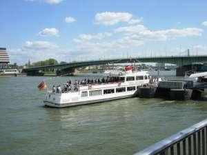 Köln - Rheinschifffahrt