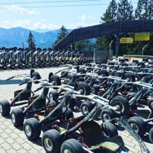 Mountaincartfahren - Gemeindealpe Mitterbach